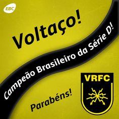 Volta Redonda garante título da Série D do Brasileirão - EBC