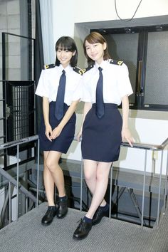 Slender Girl, Girls Uniforms, Military, Kawaii, Actresses, Costumes, Suits, Female, My Style