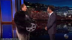 Are you Kong? Playing directly into Jimmy's hands, the actor was greeted with the reply: 'Wow thank, do you play Kong?'