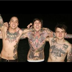 born-t0-lose   Bring me the horizon, The amity affliction