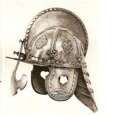 Kask Husarski.