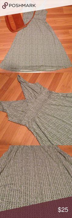 Banana Republic  Dress Banana Republic dress 95% rayon 5 expandex very soft fabric Banana Republic Dresses Midi