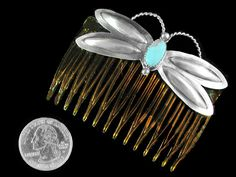 https://www.ebay.com/itm/Navajo-Hair-Comb-Turquoise-Butterfly-Native-American-Sterling-Silver-Oldstyle/372142982215?hash=item56a5734447:g:JLgAAOSwSrNaE8fM