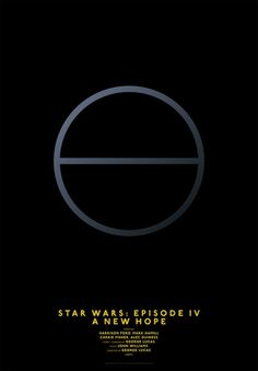 Posters minimalistas de filmes famosos - Assuntos Criativos