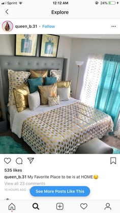 DIY home decor stunning tip ref 6081325796 - Charming examples for that fab vibe. - Home Design Room Decor Bedroom, Home Bedroom, Diy Room Decor, Living Room Decor, Bedrooms, Cute Bedroom Ideas, Elegant Home Decor, Dream Rooms, My New Room