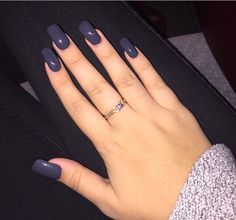 Winter Nails Designs - My Cool Nail Designs Fabulous Nails, Gorgeous Nails, Pretty Nails, Gray Nails, Purple Nails, Color Nails, Manicure Colors, Gel Manicure, Toe Nail Designs