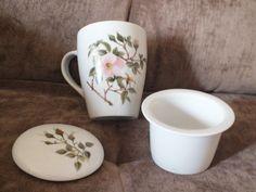 Pintura porcelana Xícara de chá por Lia