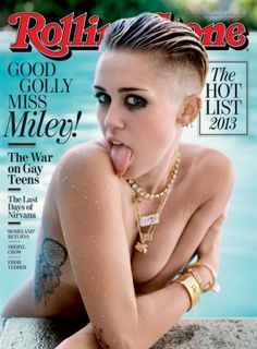 In our new cover story, Miley Cyrus dishes on secret meetings with Kanye West and how to save Justin Bieber: http://rol.st/16CDRIZ #longreads