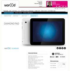 Diamond Pad disponible en nuestra tienda online https://reacziona4.worldgmn.com/store.php