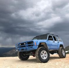 Jeep Comanche Mods Style Off Road 65