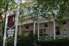 Red Lion Inn, Stockbridge, MA.  The historic Red Lion Inn has been open since 1773.  Love this place!