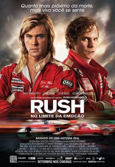 RUSH - O filme de sucesso sobre a Formula 1