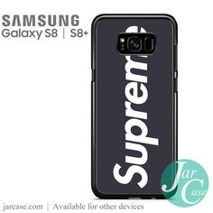 Supreme Phone Case for Samsung Galaxy S8 & S8 Plus