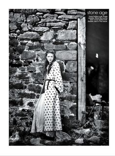 Teen Vogue November 2013: Amazing grace