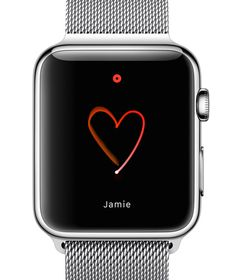 Sharing your heartbeat or being able to tap the person you love from across the country is a pretty cool feature.