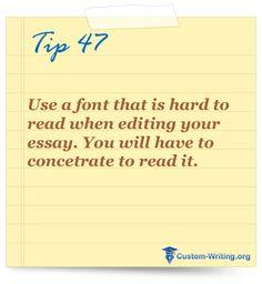 Read college essay