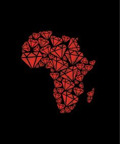 Why do people need to be so selfish??? And take even more away from Africa! Haven't they lose enough?