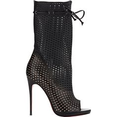 SHOES: High-Heeled Boots on Pinterest | Shoes Boots Ankle, Leather ...