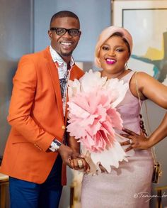 "Funke Akindele's husband, JJC Skillz gushes over His Wife ""You're a Blessing To This Generation My Love"" Better Half, Live Tv, African Women, Call Her, House Party, Comedians, Role Models, Birthday Parties, Husband"