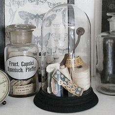 This is what I need to do with my Nannas old sewing things