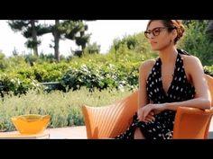 Vogue Eyewear   Eva Mendes Interview