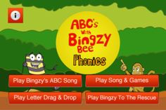 Gold - ABC's with Bingzy Bee:  Phonics by Bing Note, Inc.