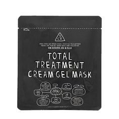 [3 Concept Eyes] Total Treatment Cream Gel Mask