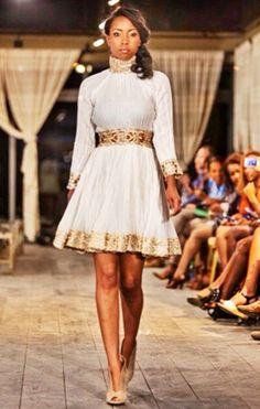 Modern Habesha dresses