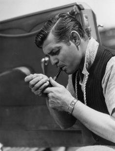 Clark Gable by lemai13