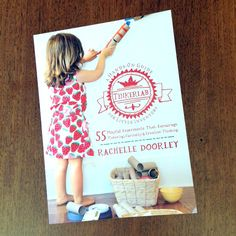 Tinkerlab: A Hands-On Guide for Little Inventors - great book!