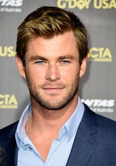 Wickham (looks) (Chris Hemsworth) - Pride and Prejudice