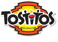 Tostitos | Tortilla chips arent just comforting, theyre fun! Look closely at the centre of this logo and youll notice two people enjoying a Tostito chip with a bowl of salsa. This design was built to convey the feeling of connecting with others.