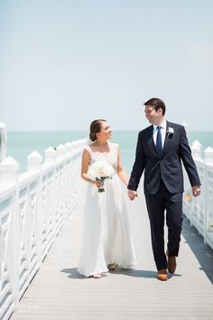 South Seas Wedding   Photography by Hunter Ryan Photo #beachwedding