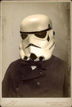 Trooper Grandpa LOL