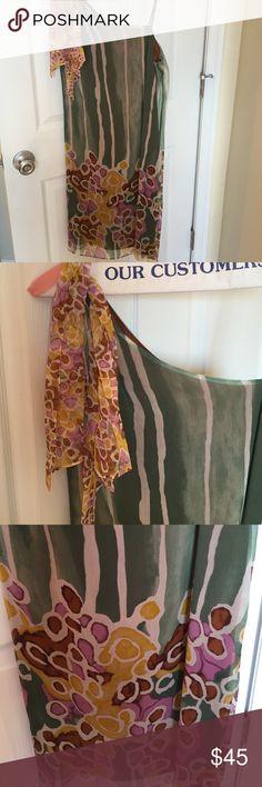 Diane Von Furstenburg dress Beautiful silk dress by Diane Von Furstenberg Diane von Furstenberg Dresses Mini