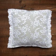 Anello nuziale cuscino portatore cuscino anello di AlMercatino