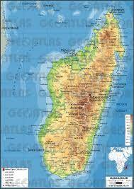 Image result for madagascar map