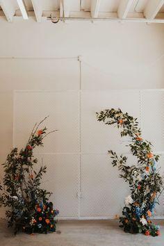 Wedding Ceremony Backdrop, Ceremony Arch, Wedding Aisles, Wedding Backdrops, Wedding Ceremonies, Outdoor Ceremony, Floral Backdrop, Floral Arch, Bodas Boho Chic