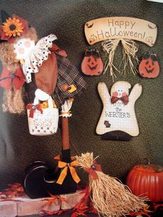 Mrs. Pi Wackett & Friends By Jill Webster Tole And by NeedANeedle