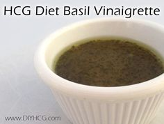 Print Basil Vinaigrette Salad Dressing Recipe This recipe is safe for phase 2 of the HCG diet and does not   Read More