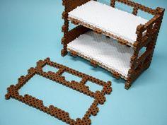 Perler Bead Templates, Pearler Bead Patterns, Diy Perler Beads, Seed Bead Patterns, Perler Bead Art, Beading Patterns, Hamma Beads 3d, Pearler Beads, Fuse Beads