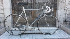 Francesco Moser bike road vintage Campagnolo Super Record