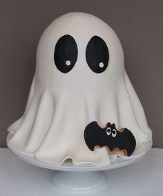 Halloween Desserts, Halloween Cupcakes, Happy Halloween, Halloween Torte, Halloween Birthday Cakes, Pink Halloween, Halloween Treats, Halloween Pumpkins, Small Birthday Parties