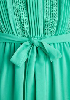 Radiant of Sunshine Dress in Turquoise | Mod Retro Vintage Dresses | ModCloth.com
