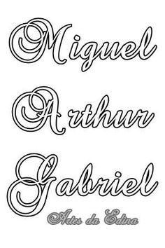 MIGUEL ARTHUR GABRIEL