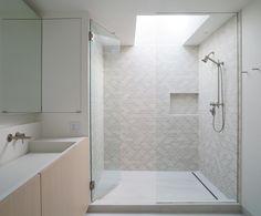 all over neutral small tile. Heath Ceramics                                                                                                                                                                                 More