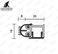 RP10 Perimeter Seal Timber Door, Seal, Letters, Doors, Letter, Lettering, Harbor Seal, Calligraphy, Gate