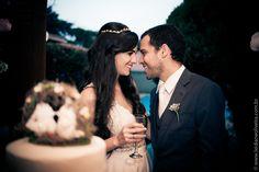 Fotografia de casamento em Belo Horizonte - Brinde dos Noivos