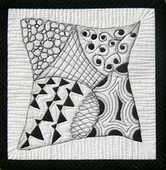 Zentangle: Quilt Surprise