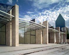 Nasher Sculpture Center - Renzo Piano